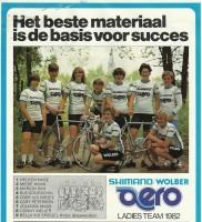 Wielersport, 1982.